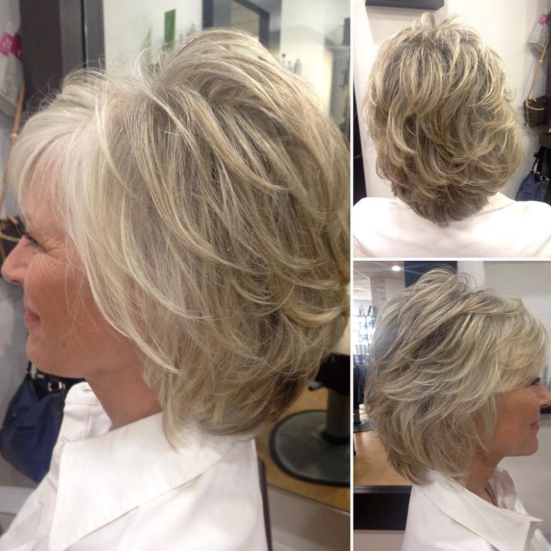 11 Superlative Modern Hairstyles and Haircuts for Women Above 11