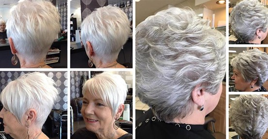82 Superlative Modern Hairstyles and Haircuts for Women Above 50