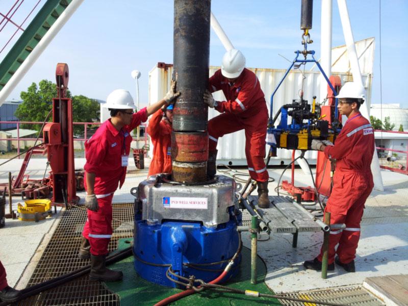 Oilfield Job